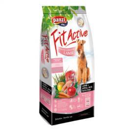 Panzi FitActive Hypoallergenic Lamb Adult (bárány,rizs,alma) száraztáp - Ételallergiás felnőtt kutyák részére (4kg)