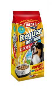Panzi Regular Chicken Adult (csirke) száraztáp - Felnőtt kutyák részére (10kg)