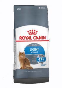 Royal Canin Feline (Light Weight Care) - Teljesértékű eledel macskák részére 400g