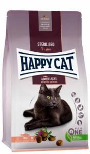 HAPPY CAT ADULT STERILISED LAZAC 300GR
