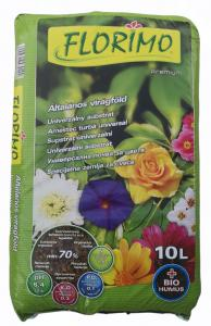 Általános virágföld Florimo 10l